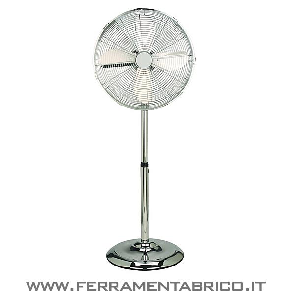 Ventilatore in acciaio termosifoni in ghisa scheda tecnica - Ventilatore da terra ...