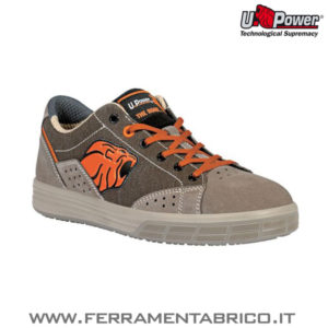 SCARPE ANTINFORTUNISTICHE UPOWER TUAREG
