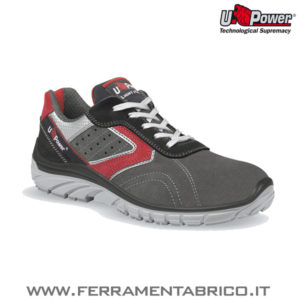 SCARPE ANTINFORTUNISTICHE UPOWER PASSION