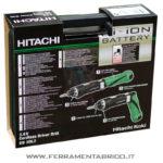 AVVITATORE HITACHI DB 3DL2_scatola 2