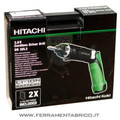 AVVITATORE HITACHI DB 3DL2_scatola