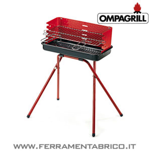 BARBECUES OMPAGRILL 50280