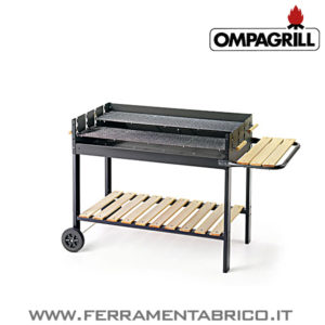 BARBECUES OMPAGRILL 99565