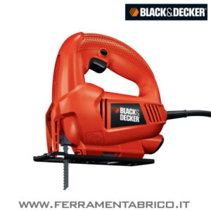 SEGHETTO BLACK DECKER KS500