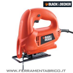 SEGHETTO BLACK DECKER KS600E