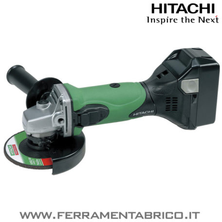 SMERIGLIATRICE HITACHI G18DSL