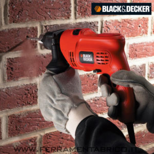 TRAPANO BLACK DECKER KR504RE