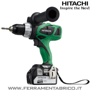 TRAPANO HITACHI DS18DBL