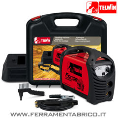 SALDATRICE INVERTER TELWIN FORCE 168 MPGE