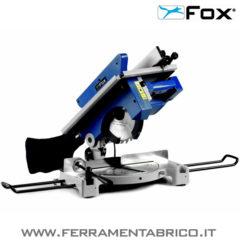 TRONCATRICE FOX F36-075