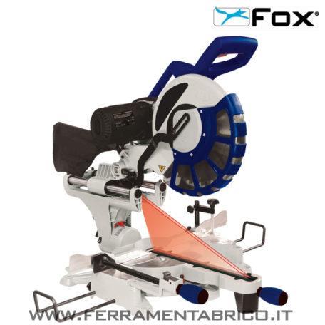 TRONCATRICE LEGNO FOX F36-259DB
