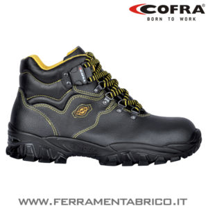 SCARPE ANTINFORTUNISTICHE COFRA NEW DANUBIO