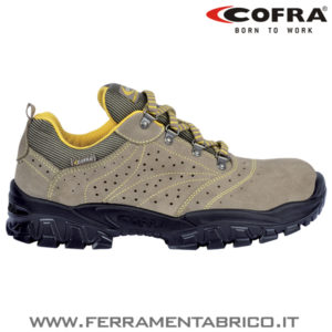 SCARPE ANTINFORTUNISTICHE COFRA NEW NILO