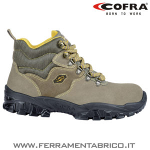 SCARPE ANTINFORTUNISTICHE COFRA NEW TEVERE