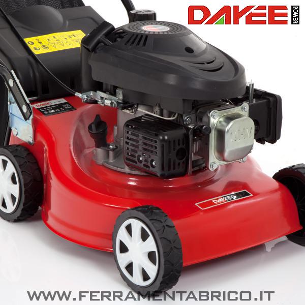 Tagliaerba motore a scoppio dy16 ferramenta brico for Motore tagliaerba