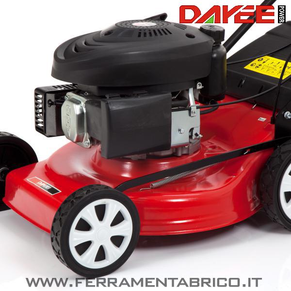 Tagliaerba motore a scoppio dy18s ferramenta brico for Motore tagliaerba