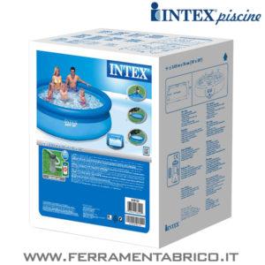 PISCINA TONDA 305X76 INTEX_SCATOLA