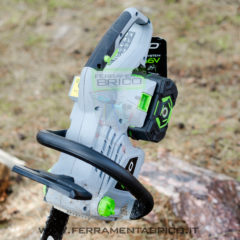 MOTOSEGA A BATTERIA EGO CS 1400 E-FRONTALE