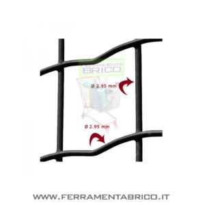RETE BETAFENCE FORTINET MEDIUM_DIAMETRO FILI