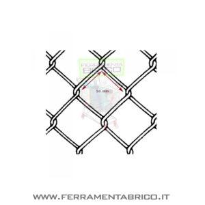 RETE BETAFENCE PLASITOR_GRANDEZZA MAGLIE 50X50